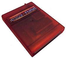 COMMODORE 64 il facile Flash Red CARTUCCIA assemblato & caricate!