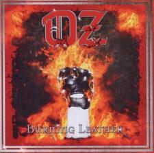 OZ - BURNING LEATHER - CD - 884860050029