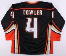 a2435edf8 Cam Fowler Signed Anahiem Ducks Jersey (Beckett) 12th Overall Pick 2010  Draft
