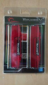 Gskill Ripjaws 32GB PC3600 DDR4 Gaming Ram F4-3600C19D-32GVRB
