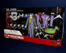 "DC Collectibles Batman: The Animated Series JOKER Expressions Pack 6"" Figure"