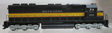 Athearn 4161 Seaboard SAL SD45 Powered Assembled Blue Box Locomotive HO Scale