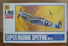 OTAKI Supermarine SpitfireMK.8 1/48 Scale. New Old Stock. Japan.