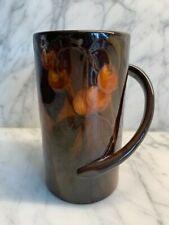 Rookwood Standard Glaze 328B Twist Handle Cherry Mug 1900 Caroline Steinle