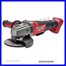 "Milwaukee 2780-20 M18 FUEL 4-1/2 - 5"" Grinder, Paddle Switch (Bare Tool)"