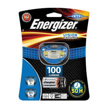 Energizer Vision 100 Lumens Super Bright Headlight LED with 3 AAA Batteries