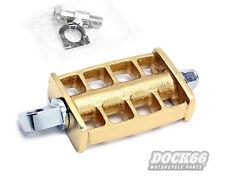 Kicker PEDALE CLASSIC in ottone/HARLEY Brass a partire dal 36