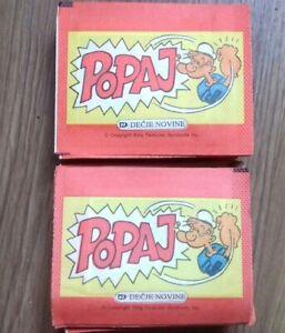 Popeye the Sailor Decje novine 100 sealed packs
