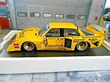 BMW 320 Turbo DRM Gr.5 DIV 2 Rodenstock #4 Schnitzer Winkelhock Nbrg Spark 1:18