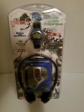 Walkman Sports By GPX Radio Personal Cassette AM/FM Stereo Model C3204RS NEW