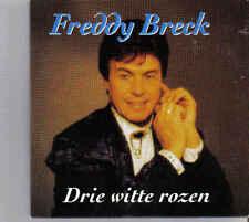 Freddy Breck-Drie Witte Rozen cd single