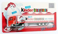 TRUCK - CAMIONCINO KINDER SORPRESA IN TOUR SCALA 1:87