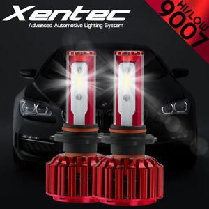 XENTEC LED HID Headlight kit 9007 HB5 White for 1998-2002 Lincoln Navigator