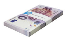 Zero (0) Euro Europe X 100 Pieces (PCS), 2017, UNC,Amsterdam,Netherlands Limited