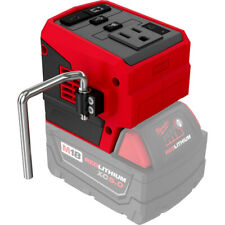 Milwaukee 2846-20 M18 TOP-OFF Li-Ion 175W Power Supply Inverter (Tool Only) New