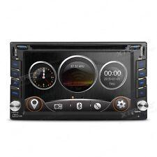"AUTORADIO 6,2"" universale 2 Din Navigatore Gps Dvd Mp3 Usb Sd Bluetooth NISSAN"