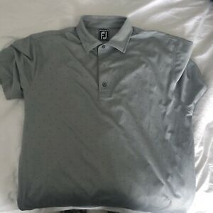 Footjoy Golf Polo Extra Large - Brand New Without Tags XL