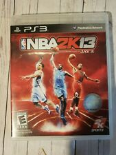 PS3 Sony Playstation 3 2K Sports NBA 2K13