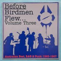 VARIOUS ARTISTS ~ BEFORE BIRDMEN FLEW VOLUME THREE ~ 15-TRACK VINYL LP RECORD