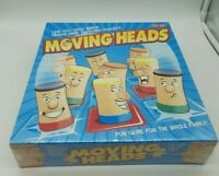Moving Heads Board Game From Tactic