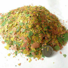 100g Tropical&Cichlid Fish Flakes Bulk Aquarium Pond S9G5 Flake FRESH M6D5 R1G6