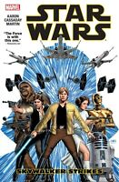 Star Wars Vol. # 1 Skywalker Strikes Marvel Comics GD TPB Graphic Novel