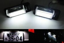 For 92-99 BMW E36 No Error License Plate Light LED Kit 63261387047 M3 318i 323i