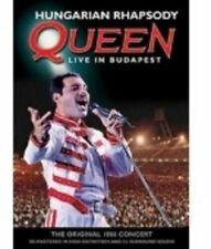 Hungarian Rhapsody Queen Live in Budapest Region 4 DVD