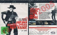 Blu-Ray NO NAME ON THE BULLET 1959 Audie Murphy Jack Arnold Western Region B NEW