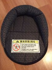 Safety 1st Infant Baby Car Seat Head Support Cushion Part Replacement Black Gray