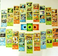🌟STARTER POKEMON EVOLUTION COLLECTION🌟 Generations 2, 3, 4, 5, 6, 7 (57 Cards)