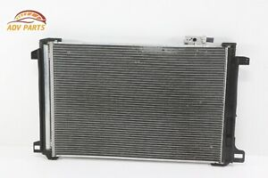 MERCEDES SLK250 AC AIR CONDITIONING CONDENSER OEM 2012 - 2015 ✔️ -DAMAGED-