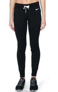Nike Women's FS club Pant Tight  839623 010 Training Gym Size M
