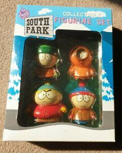 South Park 1998 Collectable Figurine Set Retro Vintage Cartoon Figures