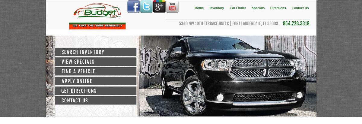 Budget Cars Inc