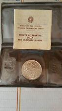 moneta l.500 -olimpiadi di seul