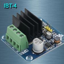 DC 50A Double IBT-4 Stepper Motor Driver H-Bridge PWM for Smart Car 999uk