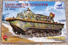Bronco 1/35 German Land-Wasser-Schlepper (LWS) Mid production