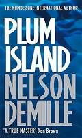 Plum Island: Number 1 in series by Nelson DeMille (Paperback, 1998)