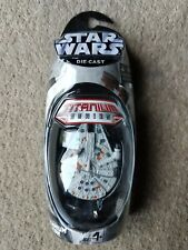 Star Wars Titanium Die-Cast Series - Millennium Falcon