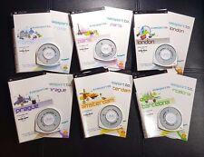 Sony PSP Bundle - Passport To Rome, Paris, London, Prague, Amsterdam, Barcelona
