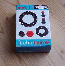 fischertechnik - mot11 Innenzahnrad (rot-sw) -- Unbespielt!