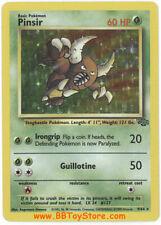 Pokemon Card - Jungle 9/64 - Pinsir (holo-foil) *Played*