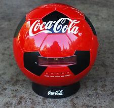 Radio réveil Coca-Cola / Coupe du monde 1998