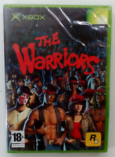 THE WARRIORS XBOX EUROPEAN PAL BRAND NEW