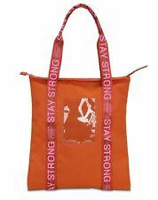 GEORGE GINA & LUCY Nylon Roots Flightbag Schultertasche Tasche Pumpkin Pink