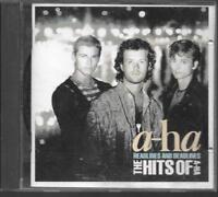 CD COMPIL 16 TITRES--AHA / A-HA--HEADLINES AND DEADLINES - THE HITS OF A-HA