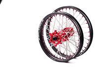 SM Pro Platinum Jeu de roue de motocross Honda CR CRF CRFX AVANT 21X1.60 Arrière 19x1.85