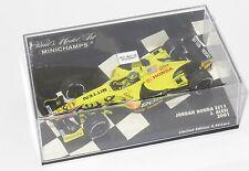 1/43 Jordan Honda EJ11 saison 2001 Jean Alesi 200th GP