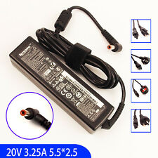 Genuine Ac Adapter Charger for Lenovo PA-1650-56LC ADP-65KH B 57Y6400 ADP-65KH B